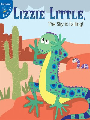 cover image of Lizzie Little, the Sky is Falling!