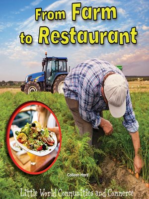 cover image of From Farm to Restaurant