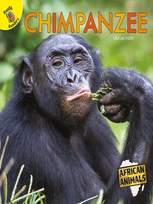 cover image of Chimpanzee
