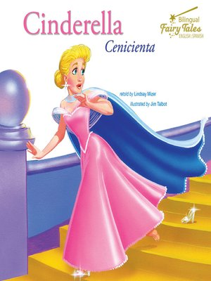 cover image of Bilingual Fairy Tales Cinderella, Grades 1 - 3