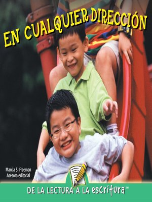 cover image of En Cualquier Direccion (In All Directions) (Spanish-Readers for Writers-Emergent)