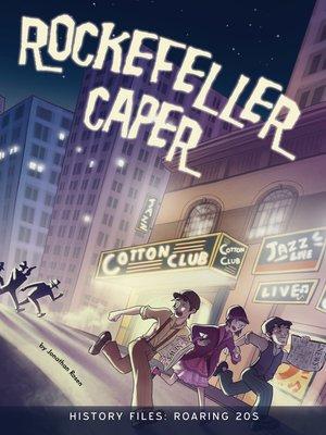 cover image of Rockefeller Caper