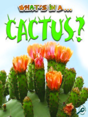 cover image of Cactus
