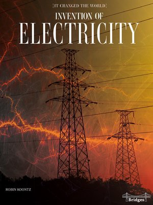 cover image of Invention of Electricity