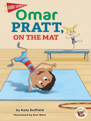 cover image of Omar Pratt, On the Mat