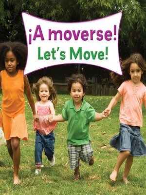 cover image of ¡A moverse! (Let's Move!)