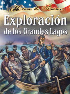 cover image of Exploración De Los Grandes Lagos (Exploring the Great Lakes)