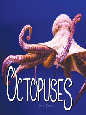 cover image of Octopuses