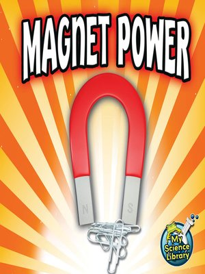 cover image of Magnet Power
