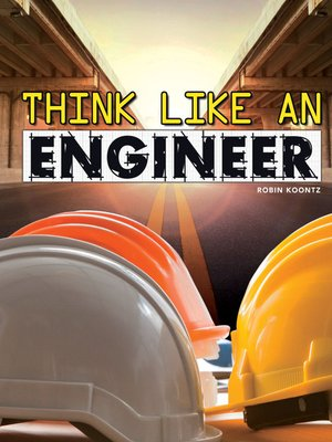 cover image of Think Like an Engineer