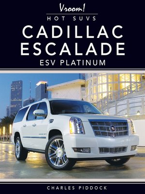 cover image of Cadillac Escalade ESV Platinum