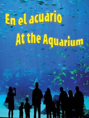 cover image of En El Acuario (At the Aquarium)