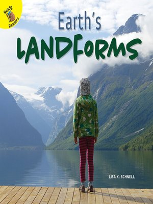 cover image of Earth's Landforms
