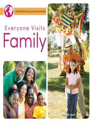 cover image of Everyone Visits Family