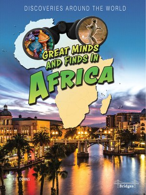 cover image of Great Minds and Finds in Africa