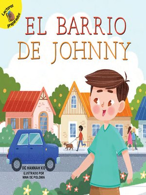 cover image of El barrio de Johnny (Johnny's Neighborhood)