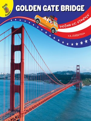 cover image of Visiting U.S. Symbols Golden Gate Bridge