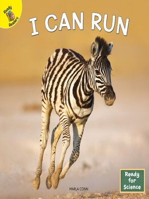 cover image of I Can Run