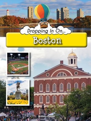 cover image of Dropping In On Boston