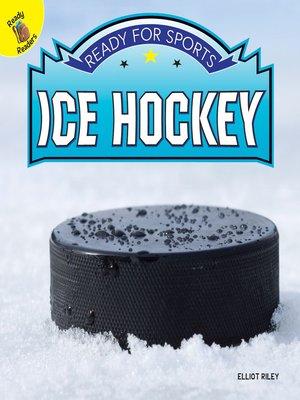 cover image of Ice Hockey, Grades PK - 2