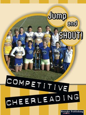 cover image of Competitive Cheerleading