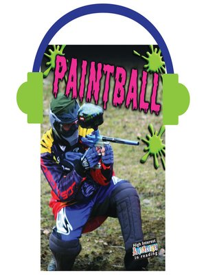 cover image of Paintball