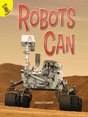 cover image of Robots Can