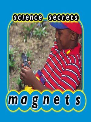 cover image of Magnets