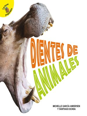 cover image of Dientes de animales