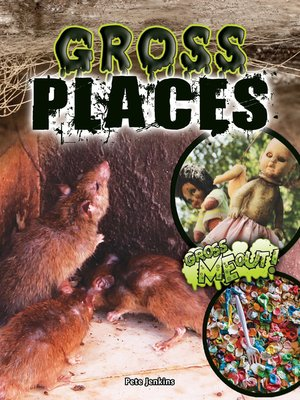 cover image of Gross Places
