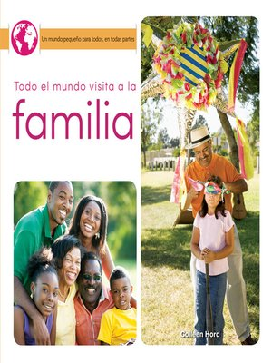 cover image of Todo el mundo visita a la familia (Everyone Visits Family)