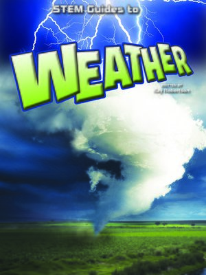 cover image of Stem Guides to Weather