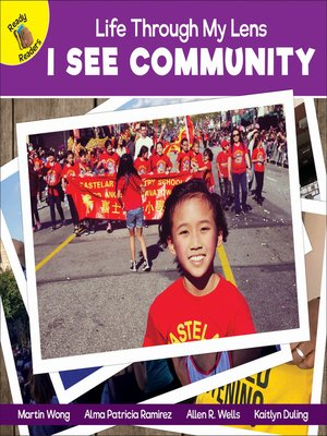 cover image of I See Community