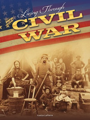 cover image of Living Through the Civil War