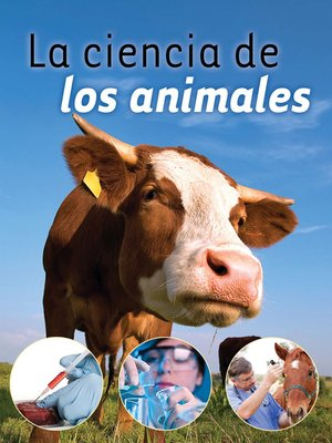 cover image of La ciencia de los animales (Animal Science)