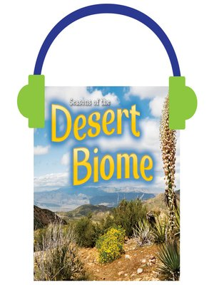 cover image of Seasons of the Desert Biome