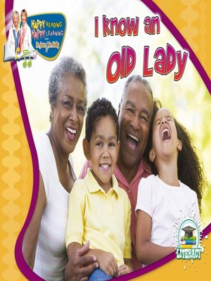 cover image of I Know an Old Lady