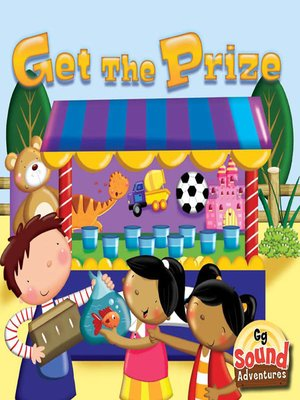 cover image of Get the Prize