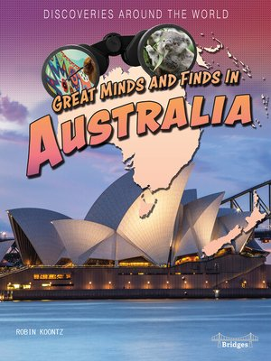 cover image of Great Minds and Finds in Australia