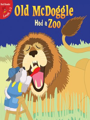 cover image of Old McDoggle Had a Zoo