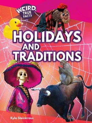 cover image of Holidays and Traditions