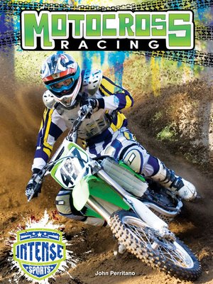 cover image of Motocross Racing
