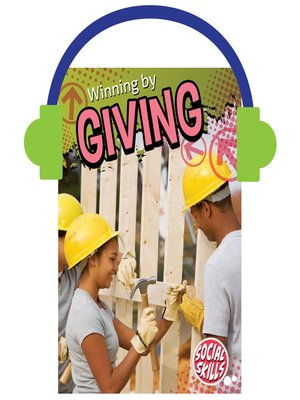 cover image of Winning by Giving