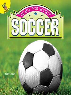 cover image of Ready for Sports Soccer, Grades PK - 2
