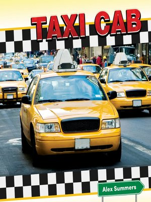 cover image of Taxi Cab