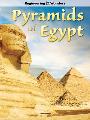 cover image of Pyramids of Egypt