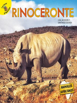 cover image of Rinoceronte