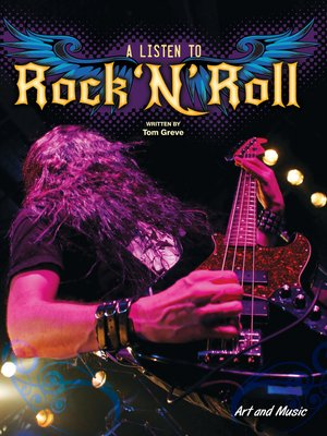 cover image of A Listen to Rock 'N' Roll