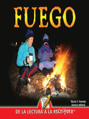 cover image of Fuego (Fire) (Spanish-Readers for Writers-Early)