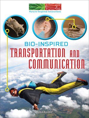 cover image of Bio-Inspired Transportation and Communication